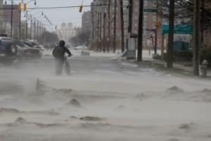 Hurricane Sandy Long Bach Project