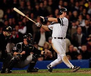 Tino Martinez New York Yankees
