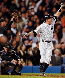 Scott Brosius New York Yankees