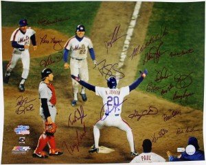 New York Mets 1986 World Series