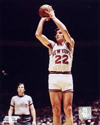 Dave DeBusschere New York Knicks